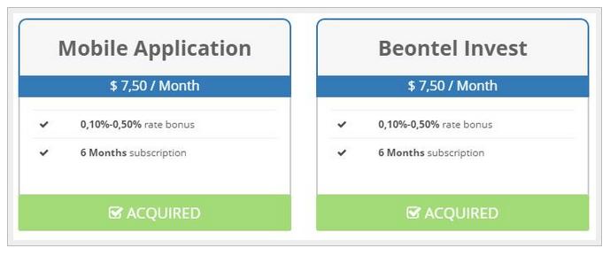 Beonpush App-Entwicklung