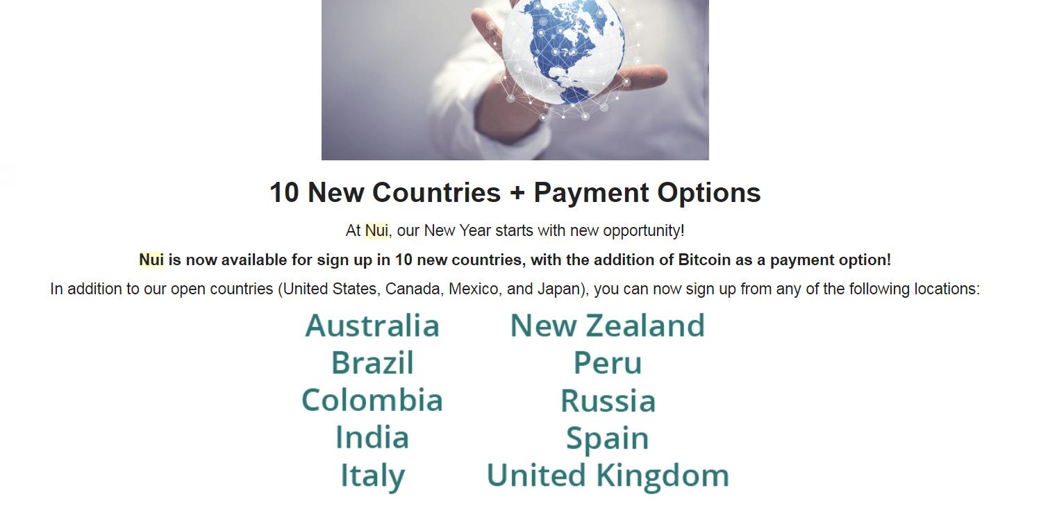 Nui neue Länder (1)