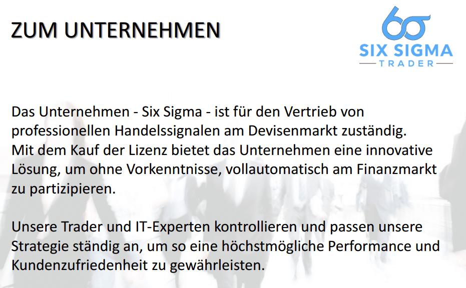 Six Sigma 01